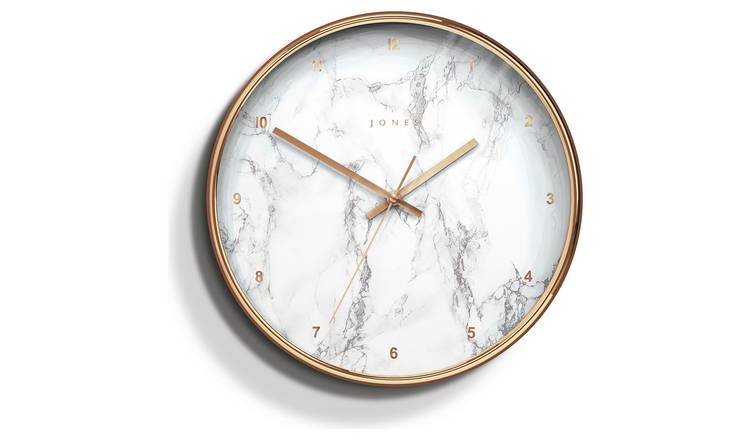 Asda Marble Effect Clock