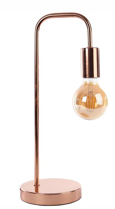 Asda Bulb Table Lamp
