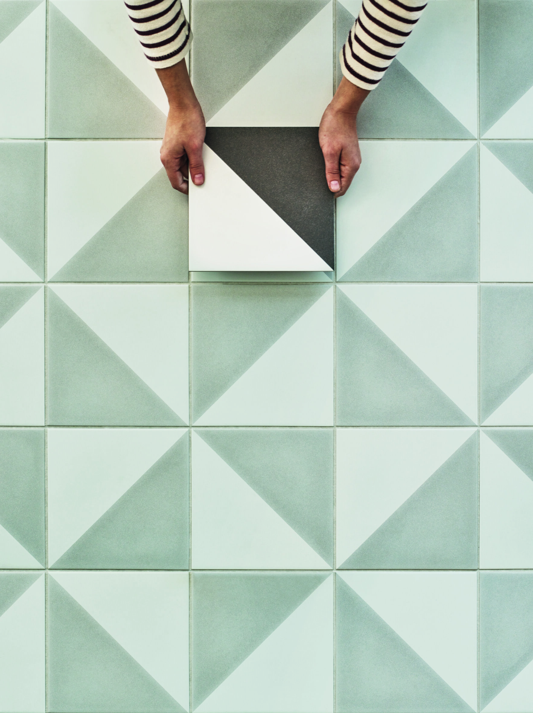 Claybrook Studio - Semaphore Victory Tiles