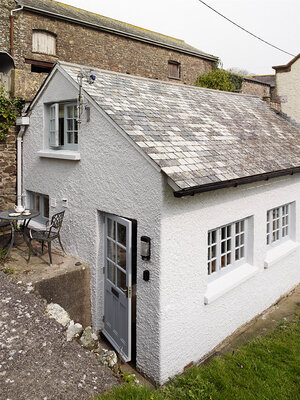 A former laundry, now a cosy cottage for 2