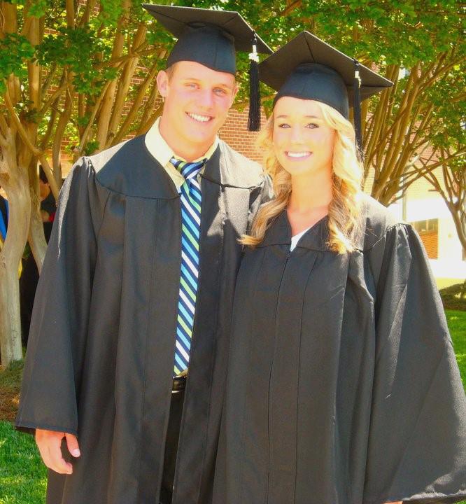 Ben and Caroline Filchak