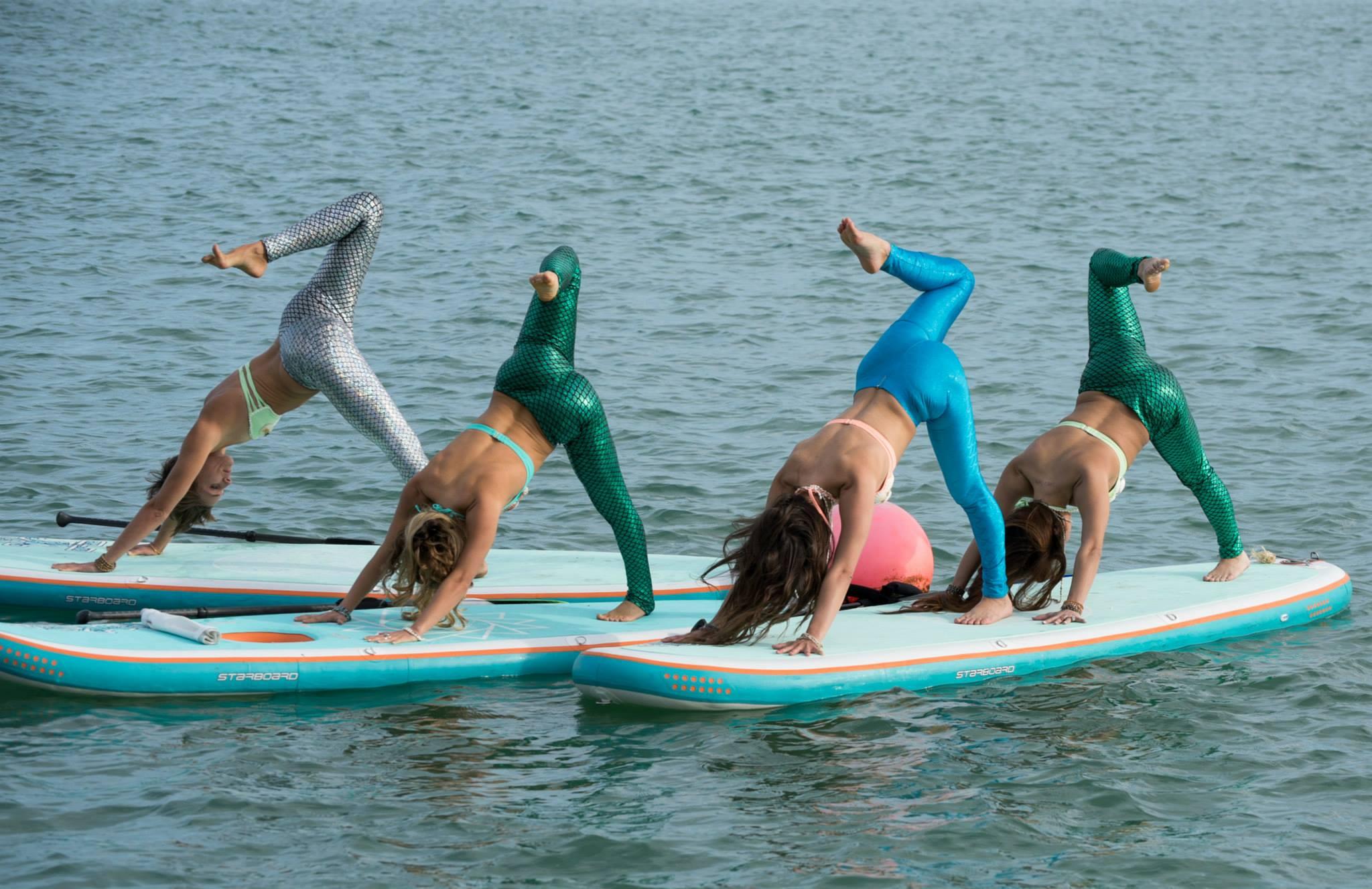 SUP Yoga Sessions -