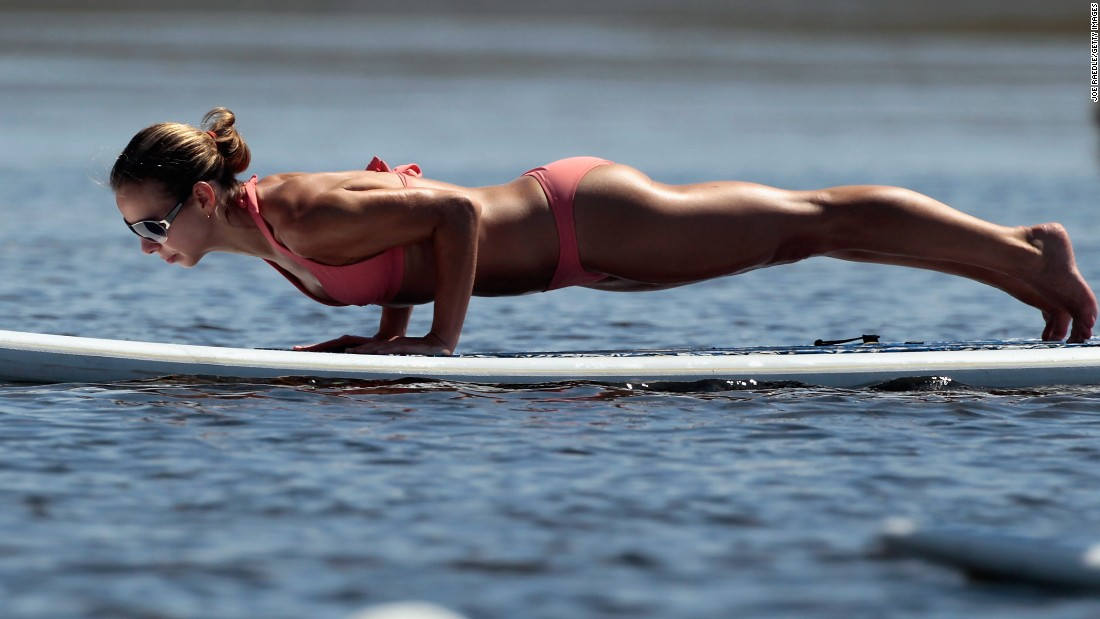 SUP Fitness Sessions -