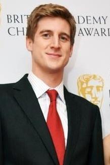 Tom Stourton at the Children's BAFTAs