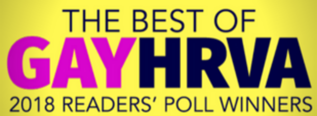 It is an honor to be HRVA's  Favorite LGBT Athletic / Sports Group 2018. Thank you for all your votes and support!