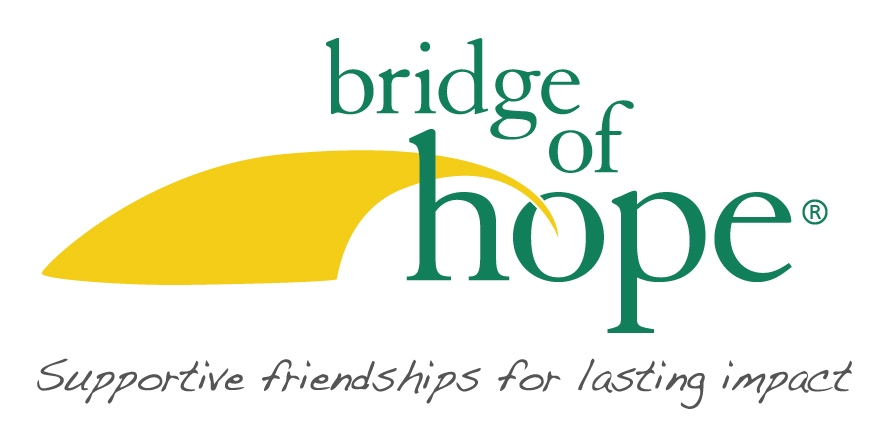 - The mission of Bridge of Hopeis to call and equip compassionate people from many Christian faith traditions to exemplify Christ's love to homeless women and children by creating and sustaining thriving Bridge of Hope locations. Bridge of Hope brings together professional staff and trained church-based mentoring groups to empower homeless and at-risk single mothers to attain:- permanent housing- financial stability through employment- life-changing friendships- increased self-esteem and growth in areas of holistic livingFor information, please call 610-380-1360