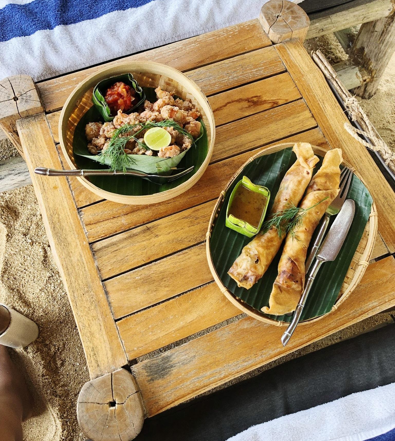 AYANA Resort - Private Beach