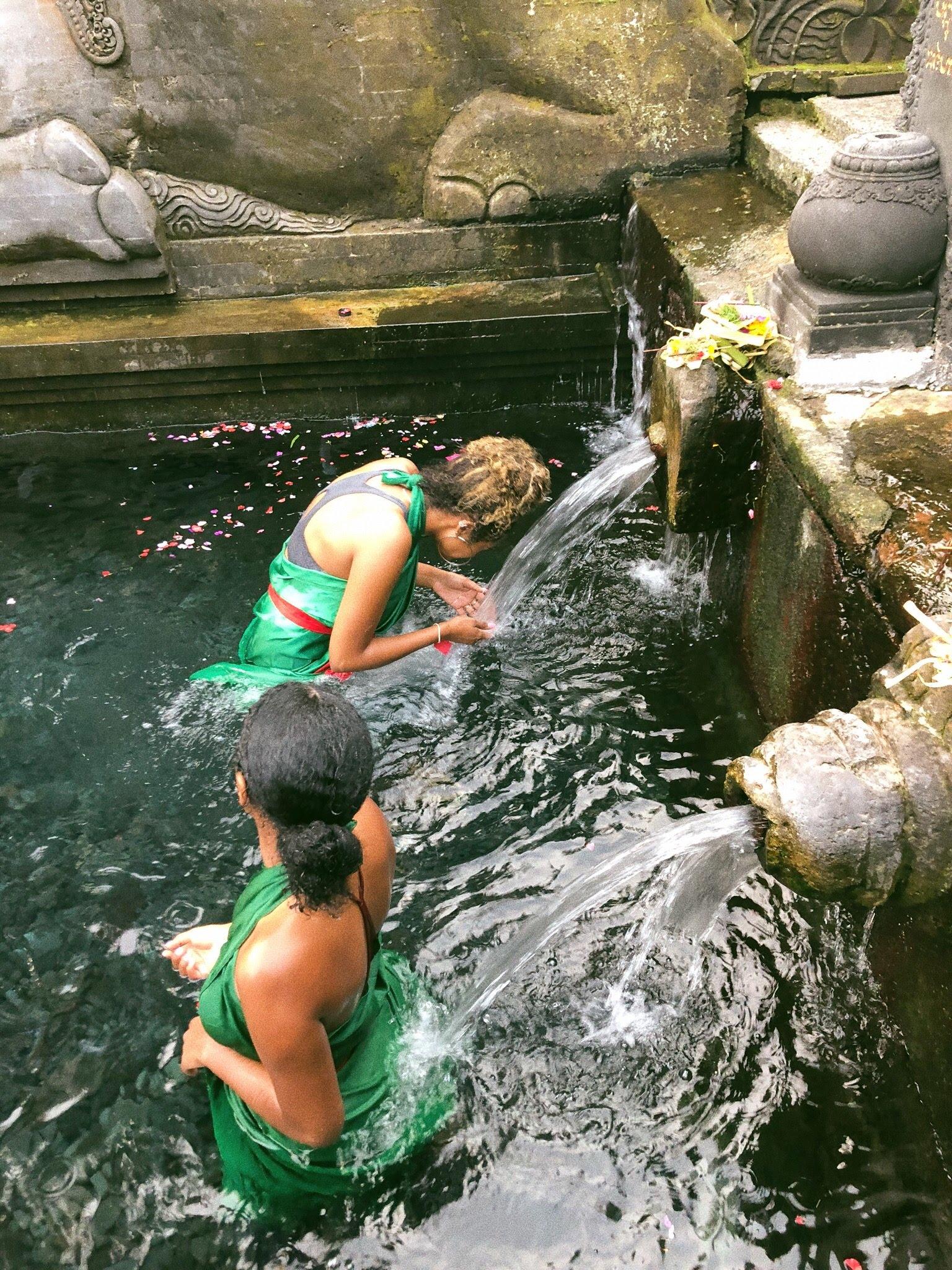 Tirta Empul Temple - Holy Springs