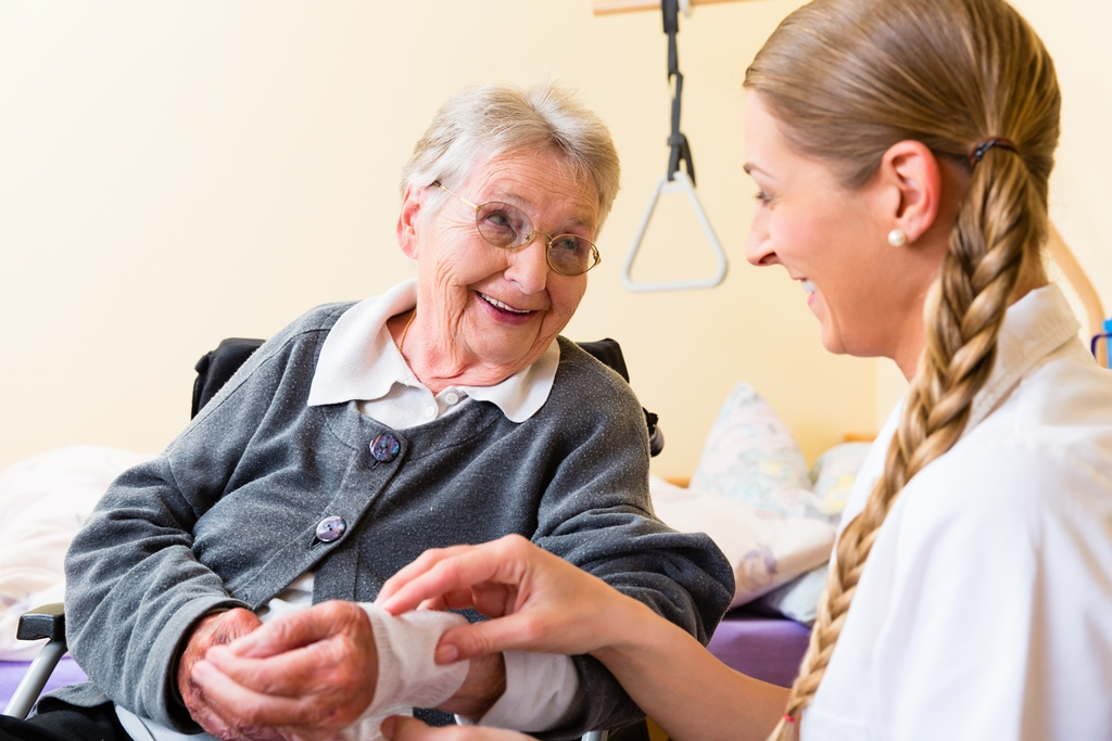 A more convenient and easier to access service - Our Complex Wound Care service is provided by Birmingham Community Healthcare Foundation Trust's District Nursing team. Patients have greater and more convenient access to complex wound care management. We deliver the service in a clinic setting, rather than in the patient's home.