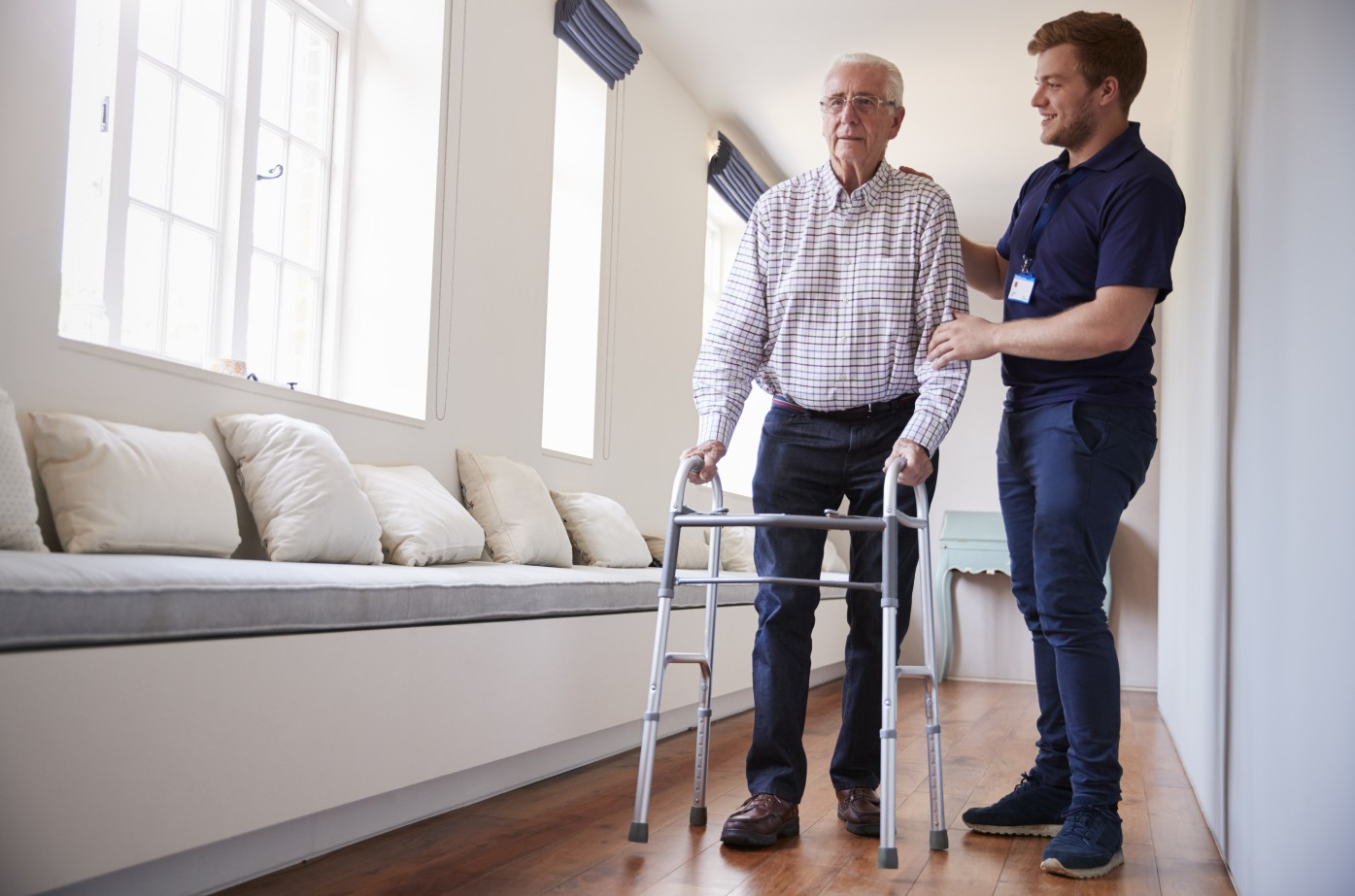 Helping vulnerable patients manage their mobility -