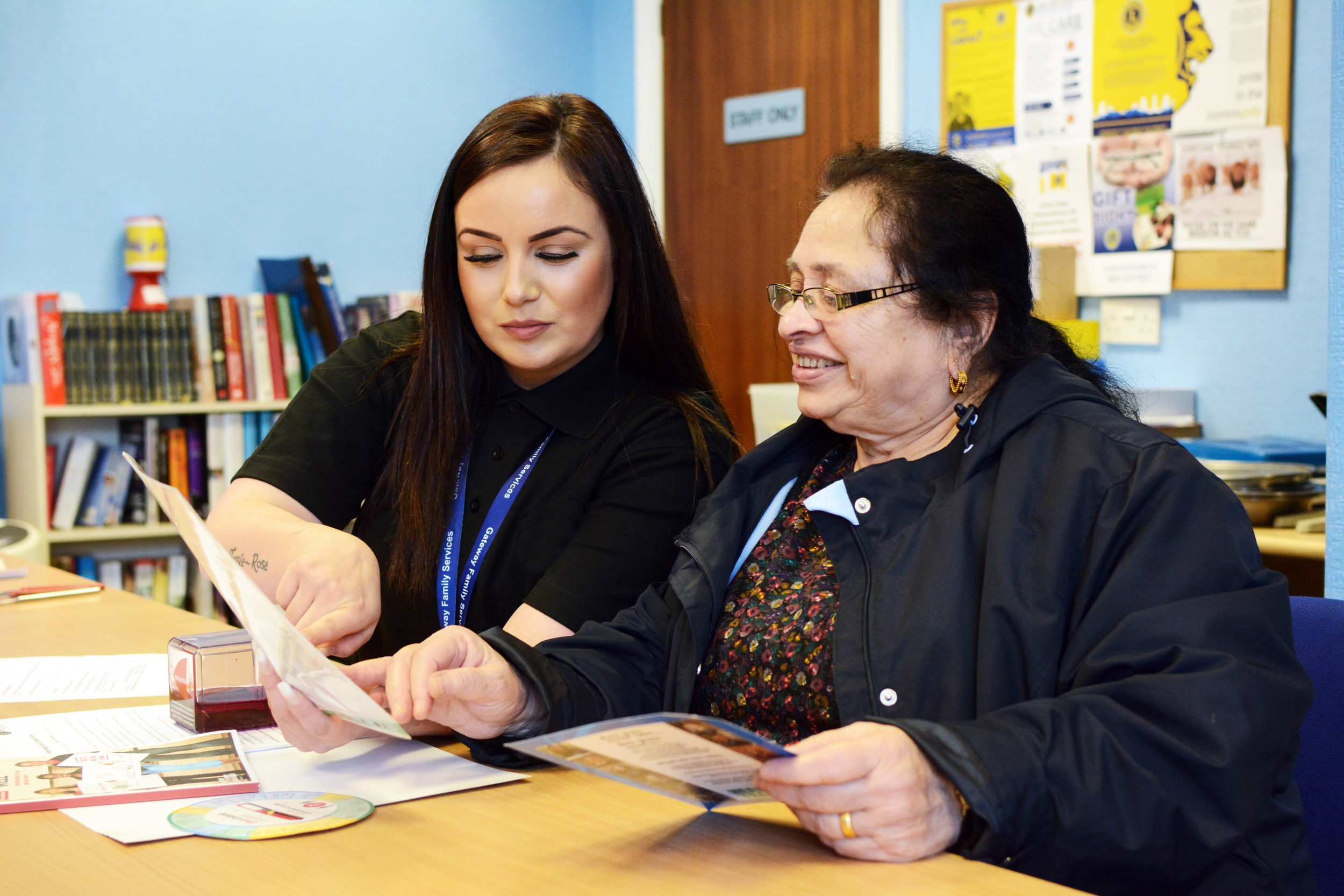 Helping people find ways to feel healthier and happier - The Healthy Futures Service is provided by Gateway Family Services Community Interest Company. It delivers Social Prescribing to patients registered with our federation member practices.