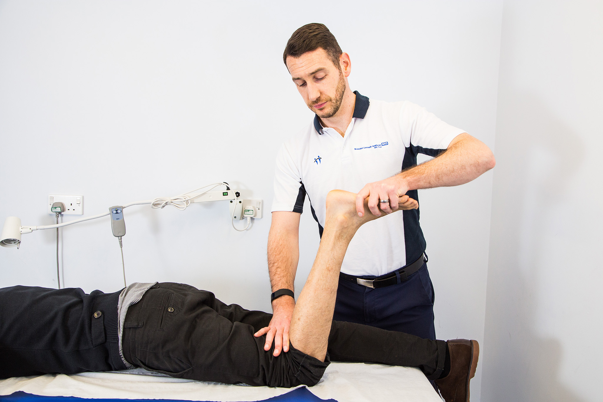 Offering patients direct access to treatment - SDSmyhealthcare's Musculoskeletal (MSK) service offers patients direct access to local treatment, from BCHC's qualified MSK Specialists and Physiotherapists.