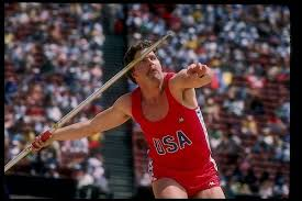- Tom Petranoff | former world & American record holder in the javelin