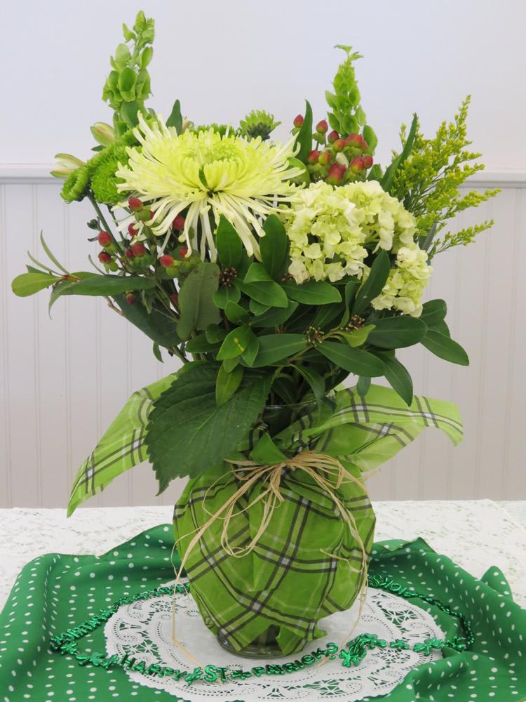 Paula Kingsbury, floral arrangement Images:Linda S/WGC