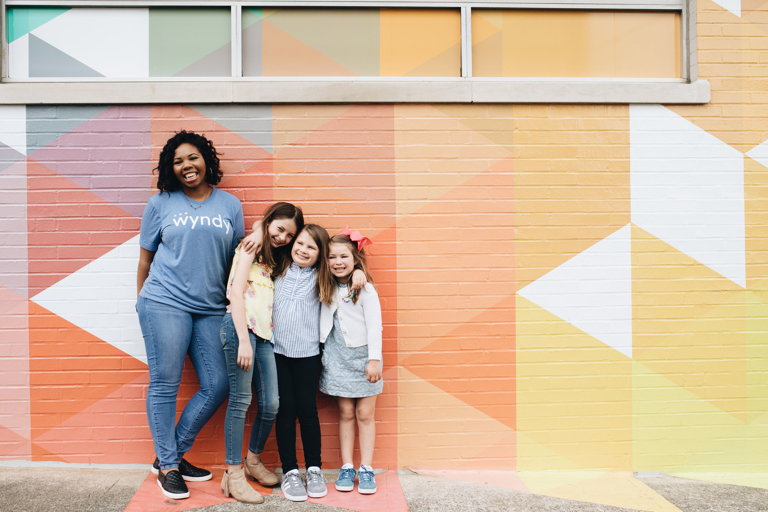 Wyndy makes it easy to get background-checked college babysitters in New Orleans. - More than 12,000 families in Atlanta, New Orleans, Nashville, Birmingham, and Memphis trust Wyndy.