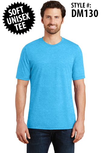 FASHION TRI-BLEND UNISEX TEE - [CLICK HERE FOR MORE COLORS AND INFO]