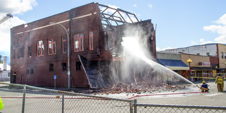 In 2016 a structure fire caused complete devastation to this property
