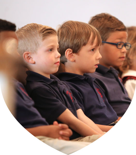Bible Class - Each day children listen to a Bible story and work on memorizing verses and Christian hymns. In addition to receiving religious training during Bible time, the students also develop good listening comprehension skills and memory skills.