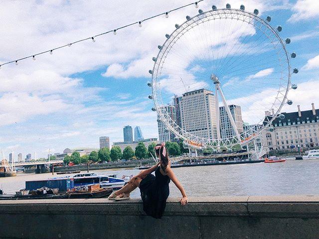 I was stopped in London, oh, I was awakening  #backinmybody