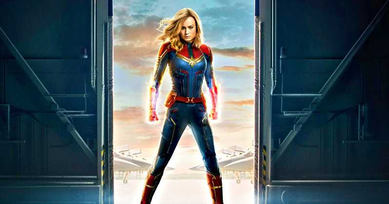 Captain Marvel Challenge - Proceeds to support Girls Inc. LA