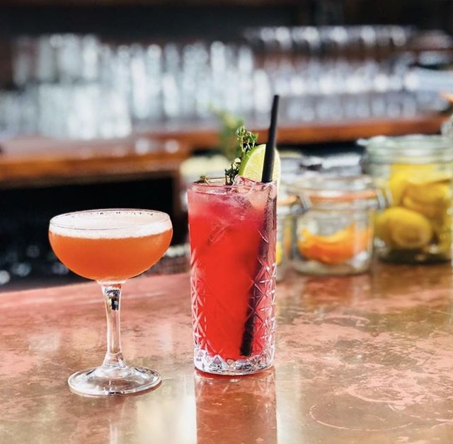 End your weekend with one of our strong and delicious cocktails. As always, our bartenders love to take suggestions and concoct something specifically just for you. ❤️ #ShawDC . . . . . #gastrococktails #gastrotravels #thecultureofdrink #boozeblogger #drinkstagrammer #cocktails #cocktail #driiiiinks #mixology #craftcocktails #classiccocktails #liqpic #worldsbestbars #imbibe #dshappy #imbibegram #feedfeedcocktails #lifeandthyme #supercall #ttcocktails #cocktailoclock #seeninshaw #dcdrinks #dcbars #dchappyhour #BYThings #dcrestaurants #whyilovedc #cheers