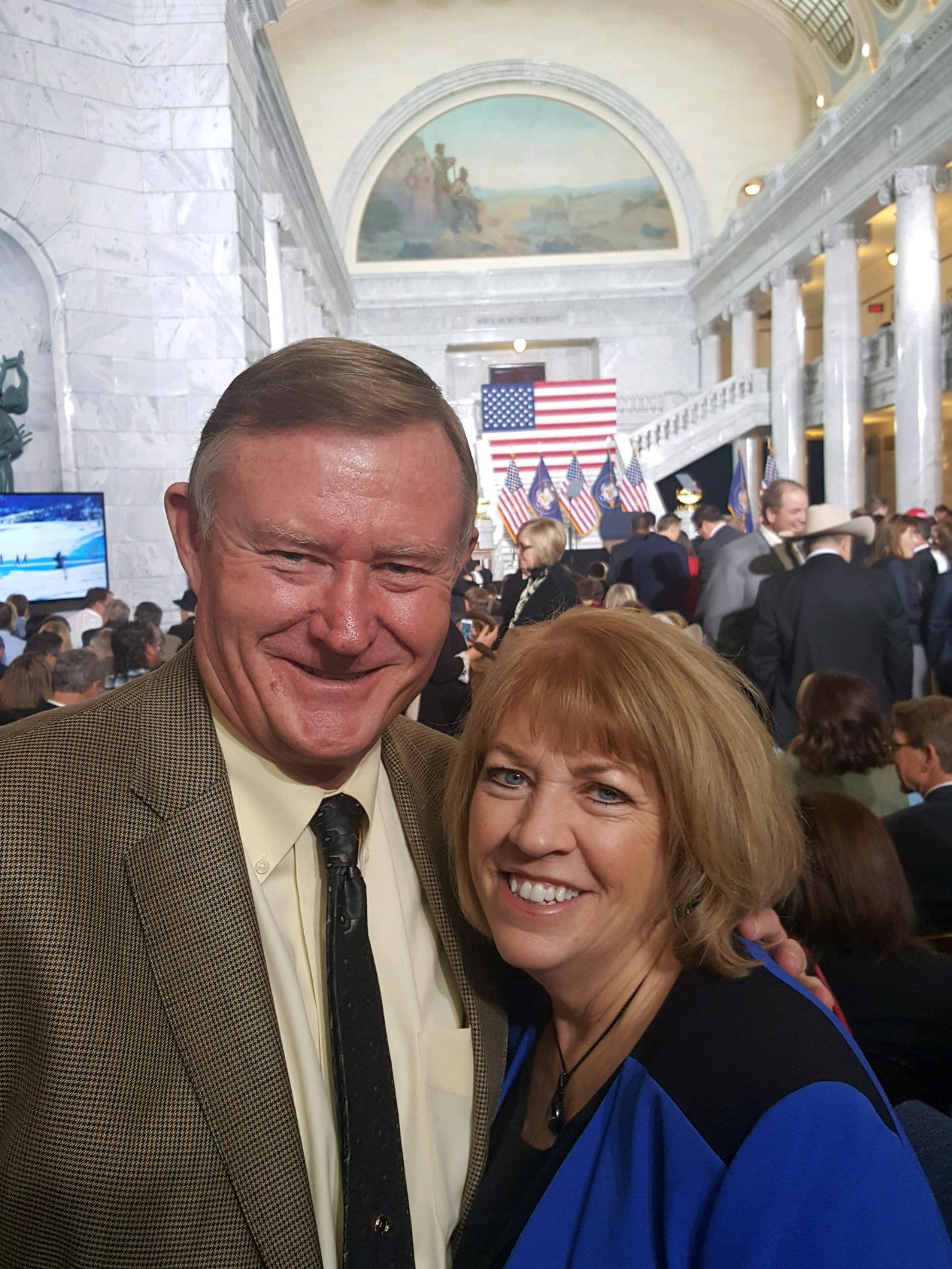 Evan and Wife.JPG