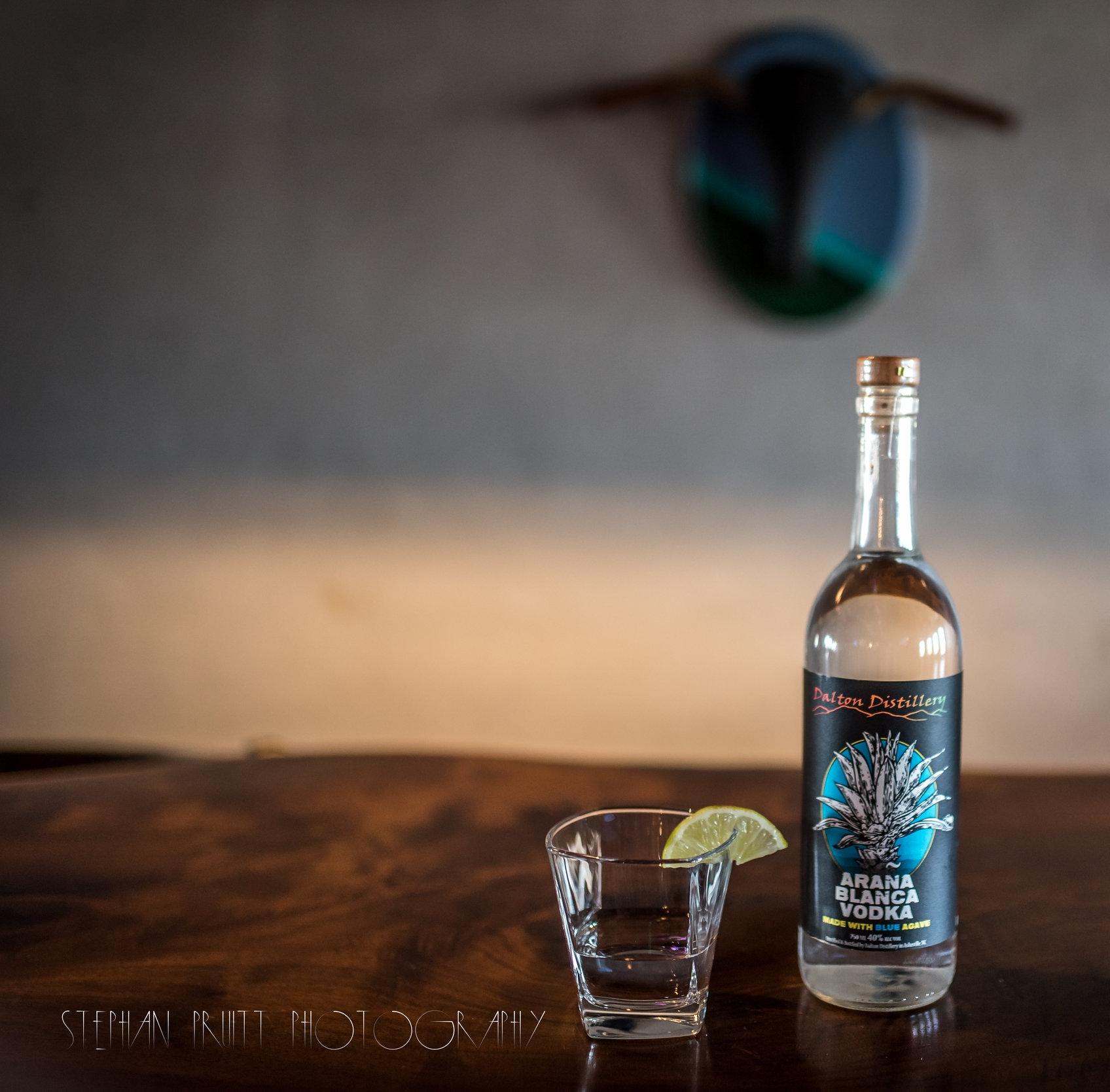 Araña Blanca Vodka