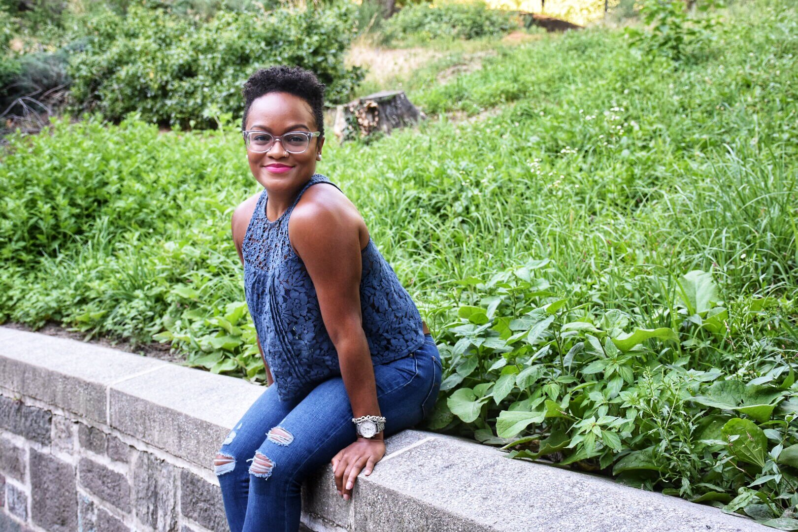 Hola, I'm josie! - I'm a palo santo-burning, Antony Santos-loving, Columbia University-trained licensed therapist, and walking with you on your journey to wholeness and wellness is the most important thing to me.Learn more about me here.