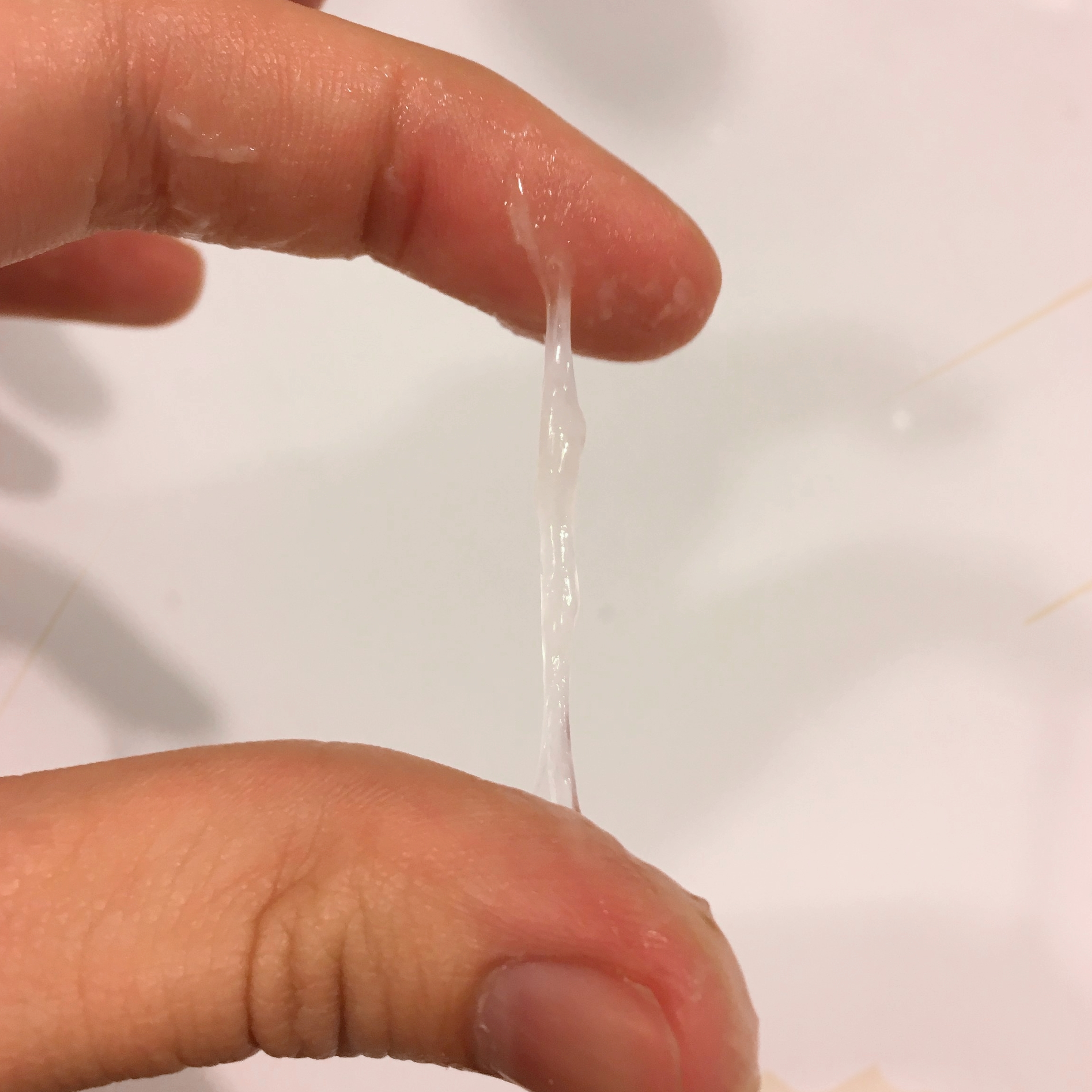 stretchy / clear
