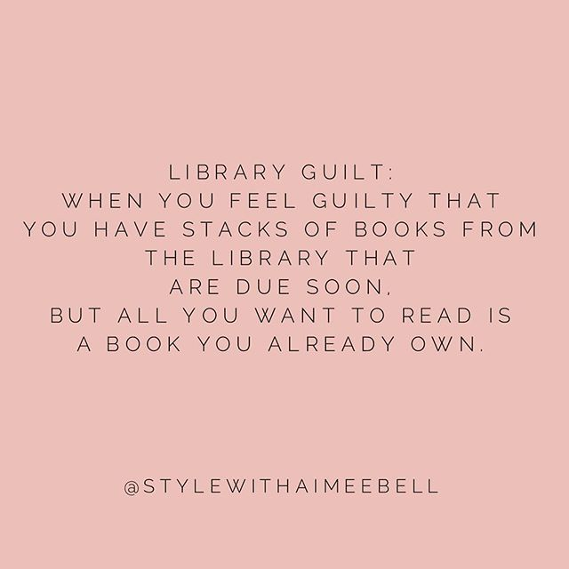 Library Guilt. It's a real thing. Anyone with me?!? Don't ask how many books I have checked out right now (cough33cough) or how many bookcases in my house (cough6cough). Oops. 🙈🙈🙈 personally, I've made a goal to read 75 books this year. Last year, I managed 66 so I upped it a little this year. I'm excited to see what books this year brings and what new worlds and knowledge I get to explore! (Full confession- I'm a speedy reader and I prioritize reading as something that calms my soul and mind, so don't let this make you feel like you have to read more, or faster, or anything other than what works for you!) #libraryguilt #lifestyleblogger #pnw #tacomawa #booknerd
