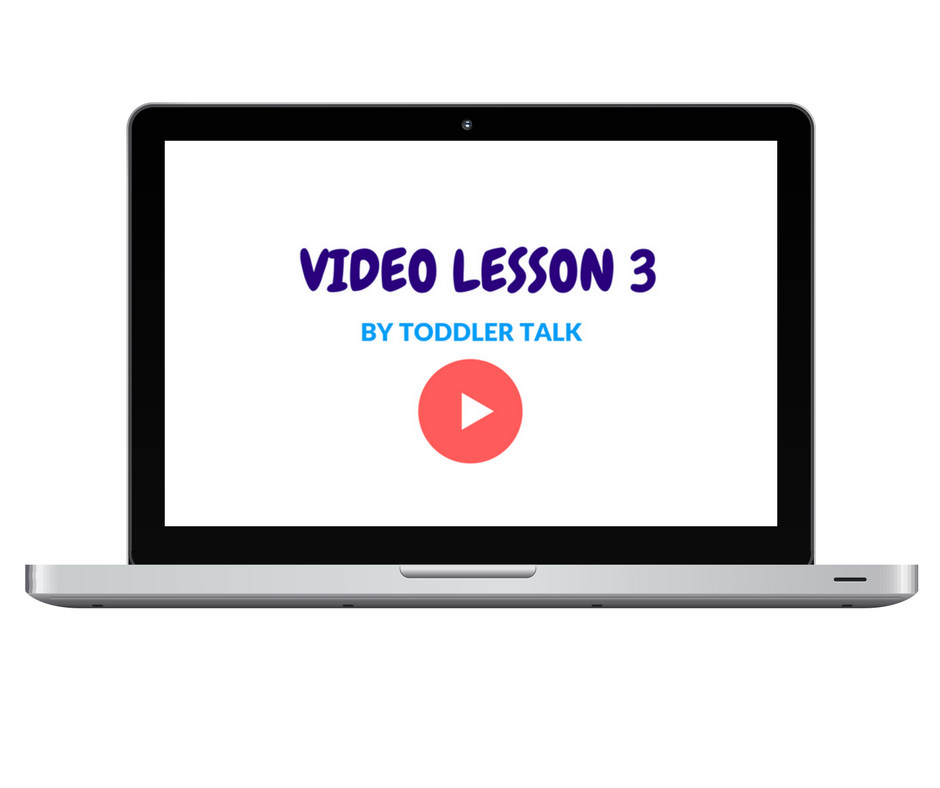 Video 3: Five fun and easy things to enhance communication.  The better you can communicate with your child, the more confident they are and the less stressed you are! Win-Win! Watch this video to learn these 5 fun strategies!