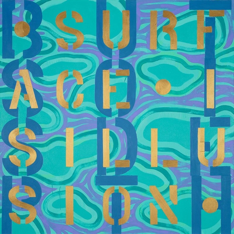 Surface Is Illusion But So Is Depth (David Hockney)