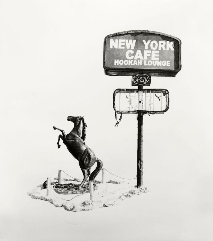 New York Cafe Hookah Lounge