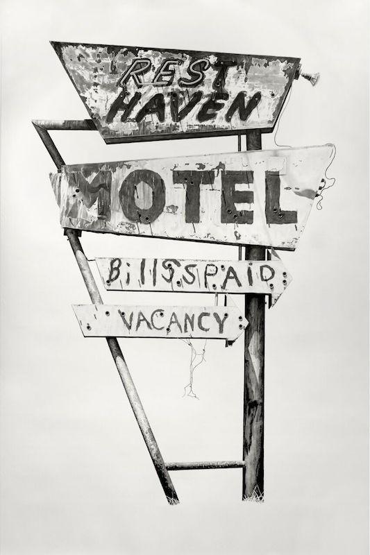Rest Haven Motel (Billss Paid / Vacancy)