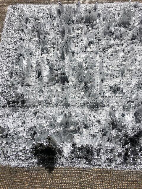 New York Moon- Detail
