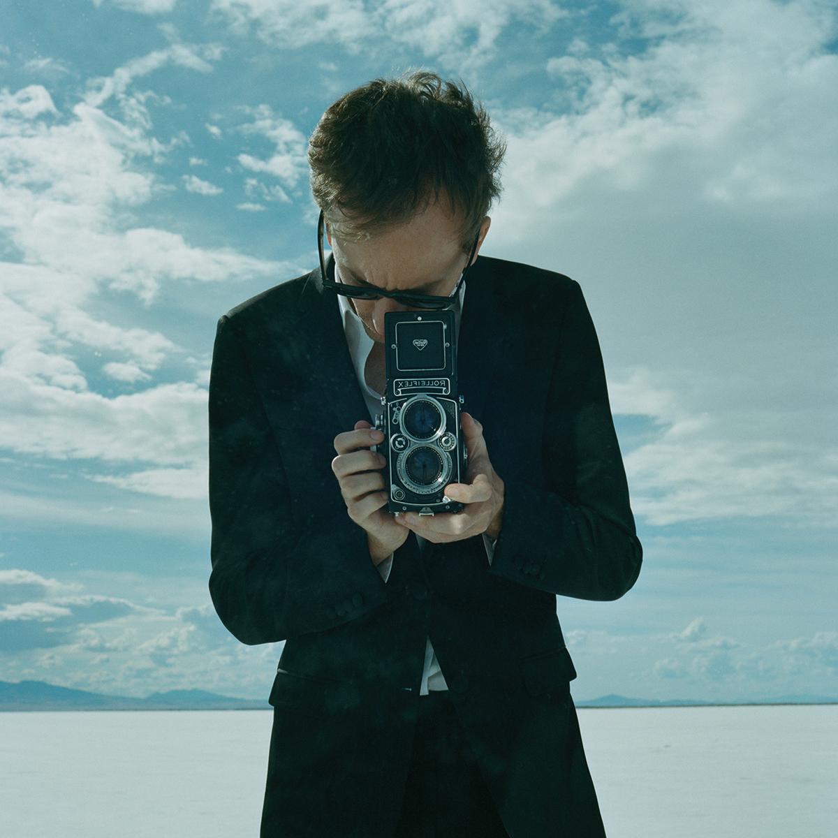 Rolleiflex Sel Portrait