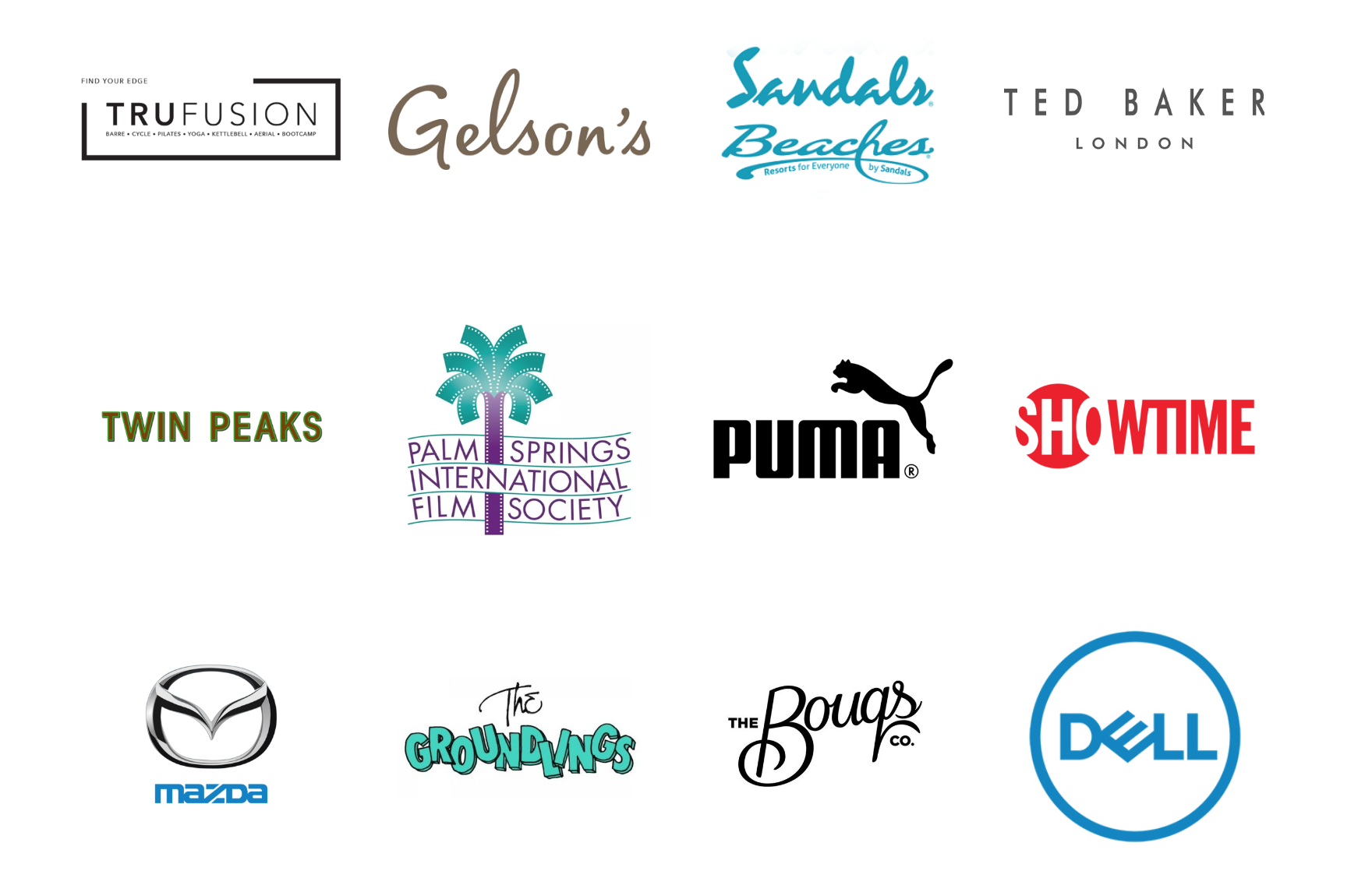We know how to launch new brands, and to reenergize well-known ones.