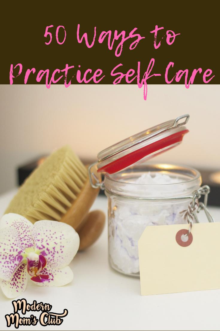 Self care. Practice Self Care.