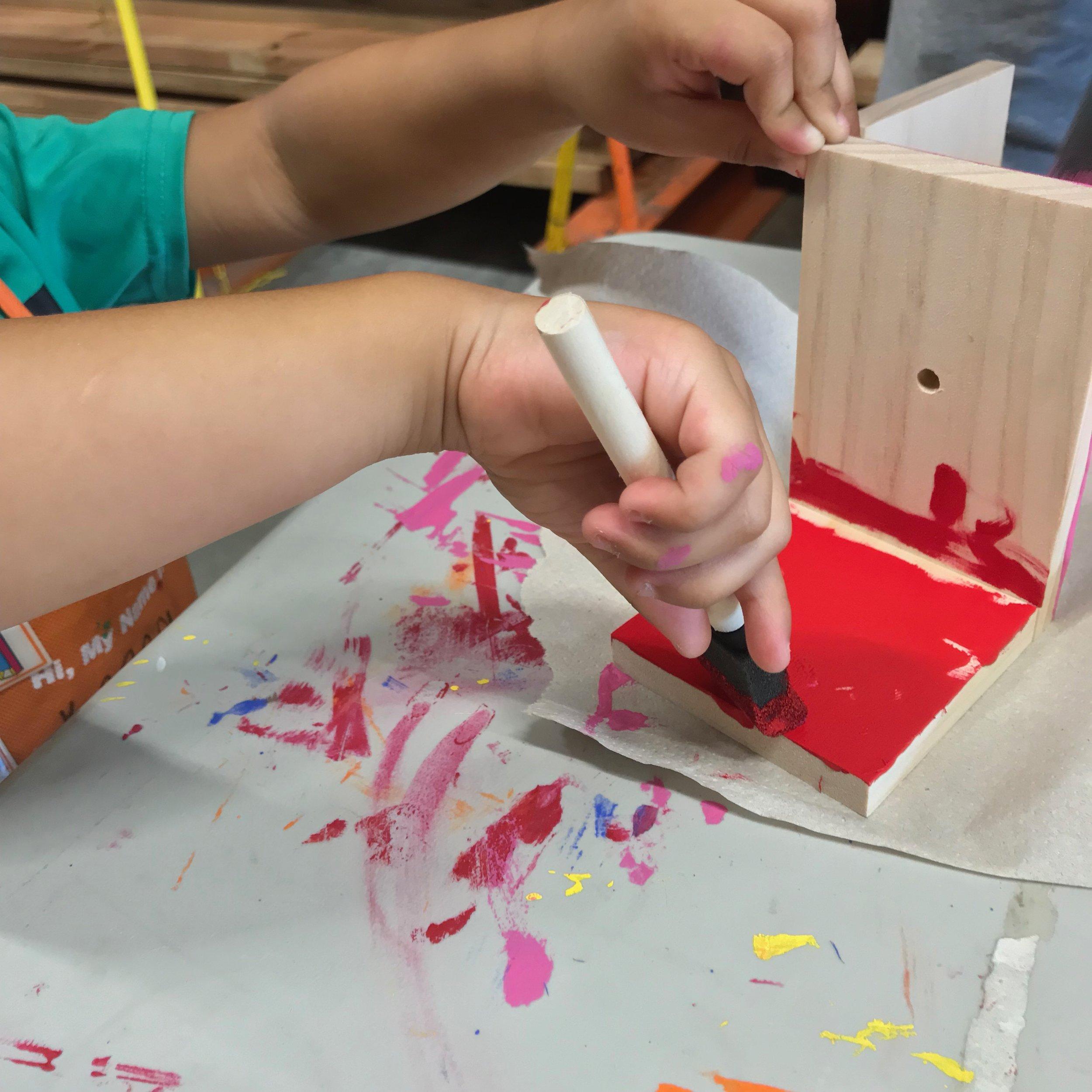 Home Depot Kids DIY Workshop