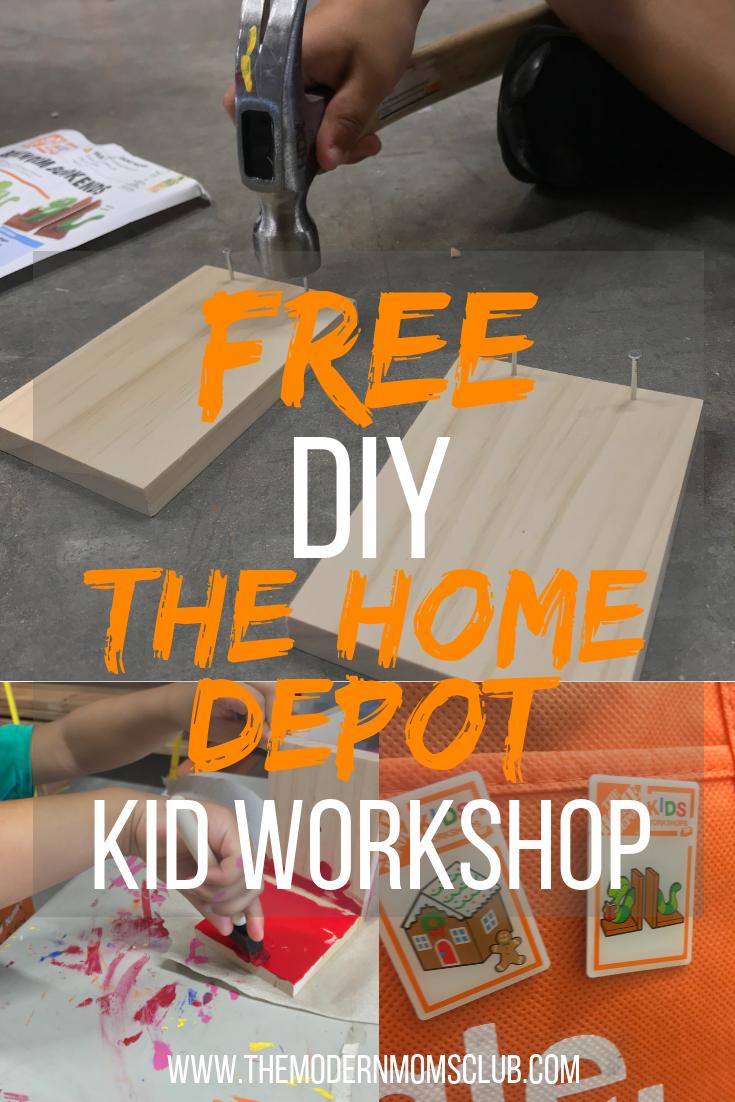 DIY FOR KIDS #homedepotdiy #kiddiy #diy #crafts