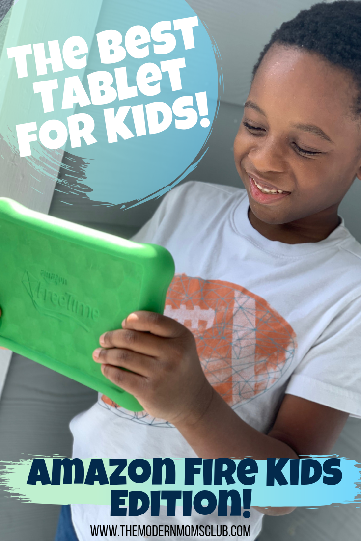 The Best Tablet For Kids #Tablet #Kidtablet #parenting