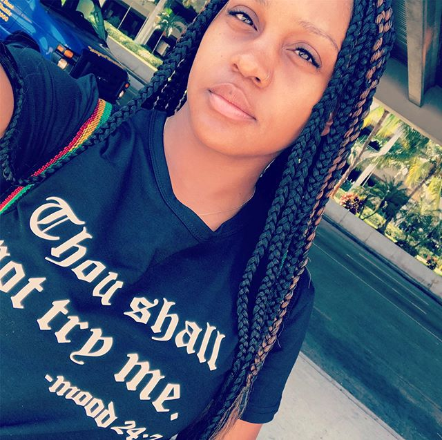 Missing Florida. Clear Skin. Braids & Lashes. 🌻  Next vacation in 22 days. #LA