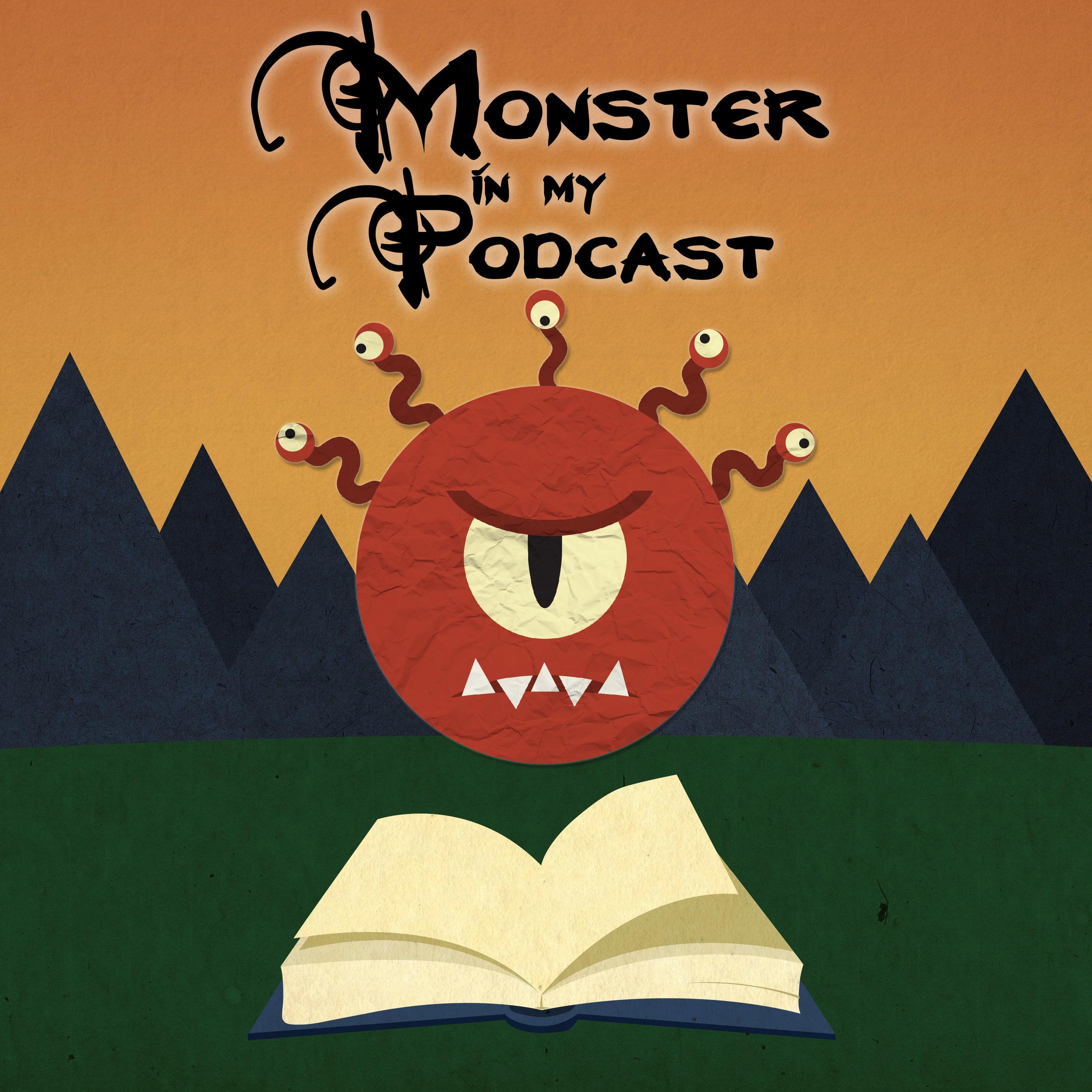 Monster in My Podcast Album Art.jpg