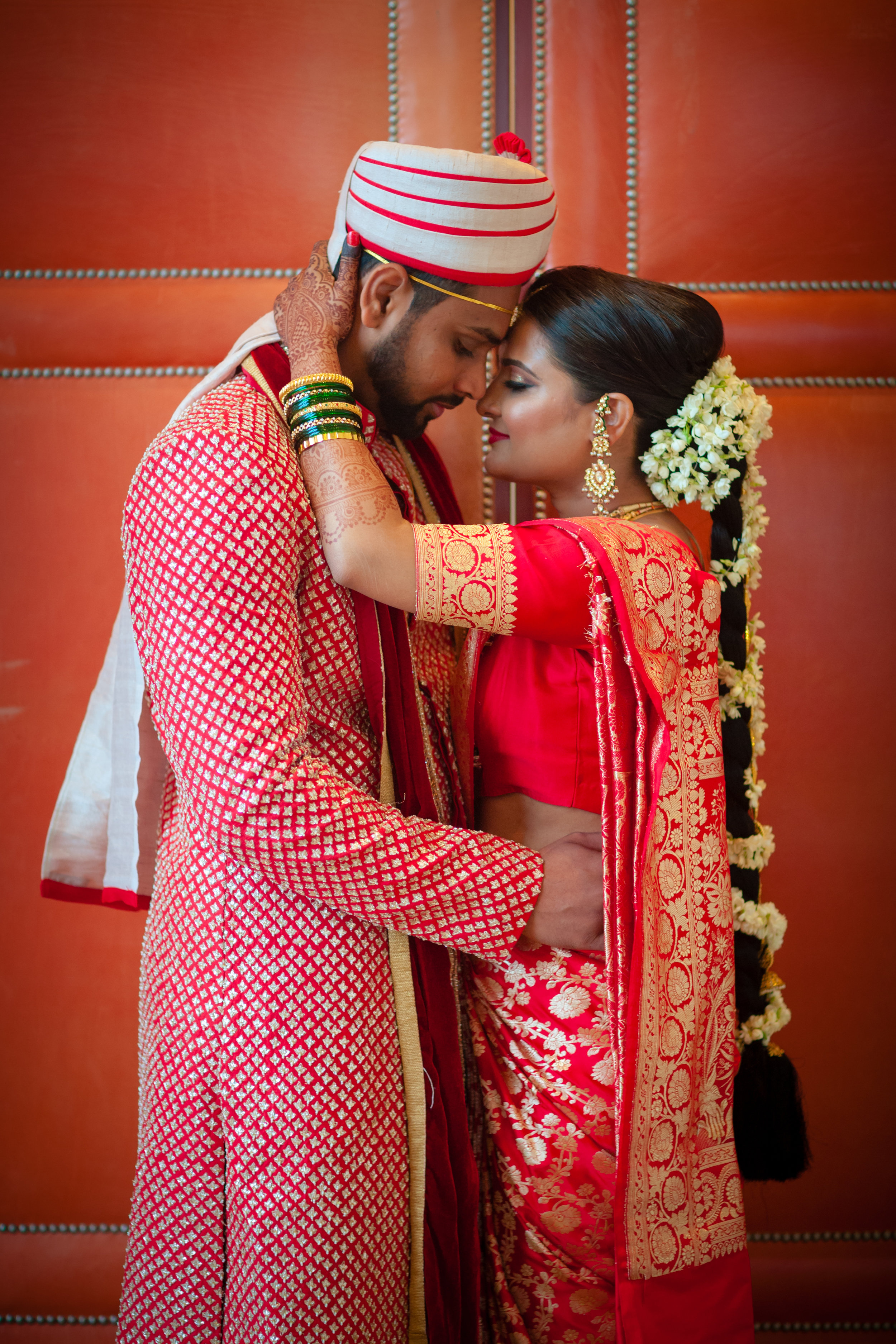 "Prajakta & Avinash - ""I cannot say enough good things about the service from Minoti's team during the sangeet/wedding days. They were there for me every step of the way! I felt very relaxed and able to enjoy the two days of my wedding without having to worry about what needed to be done."""