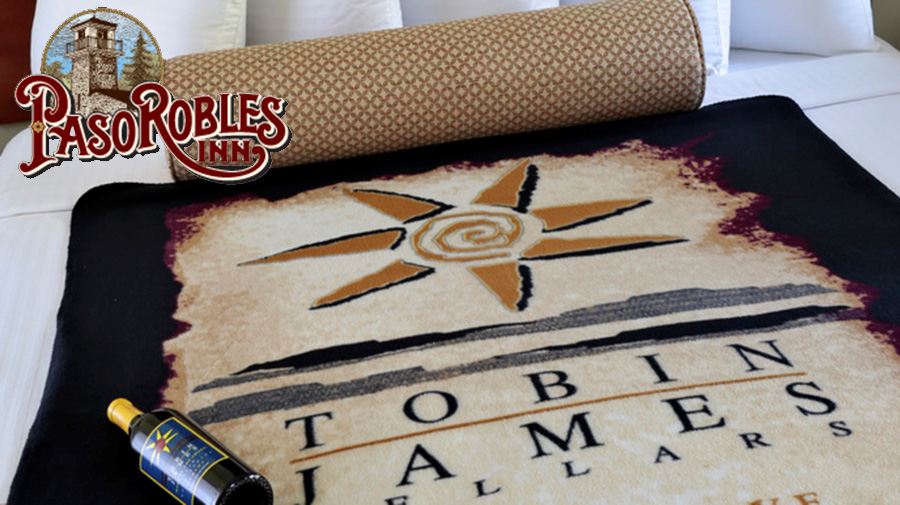 Tobin James Cellars Themed Room at Paso Robles Inn