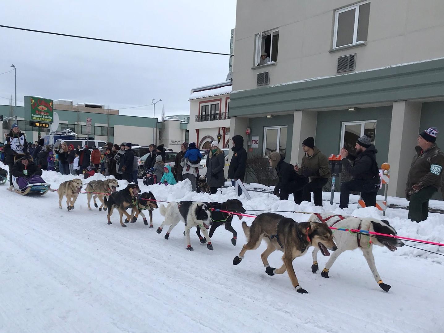 2018 Iditarod