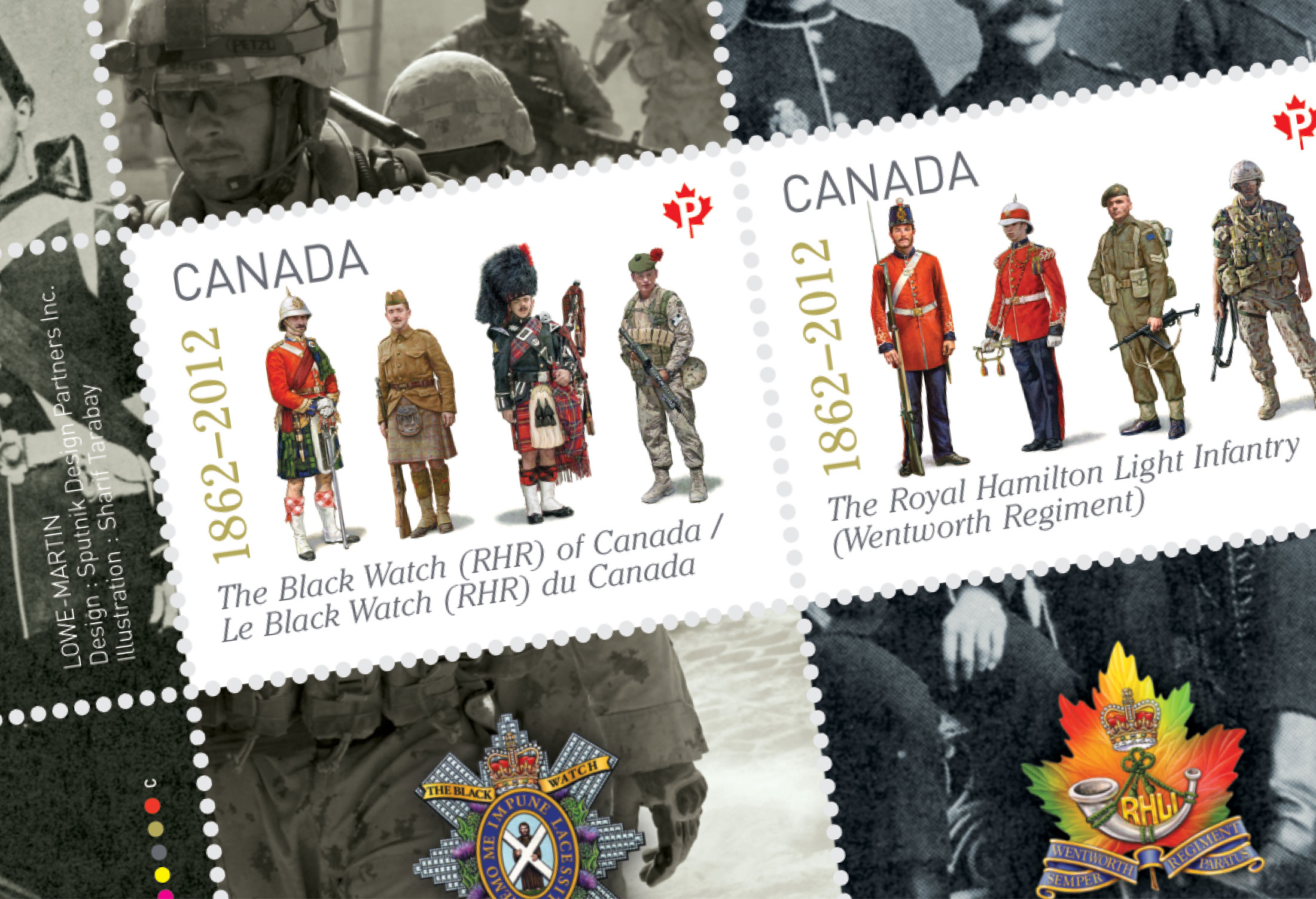 canada-post-150th-anniversary-military-in-canada-stamps-souvenir-sheet-sputnik-design-partners-toronto.jpg