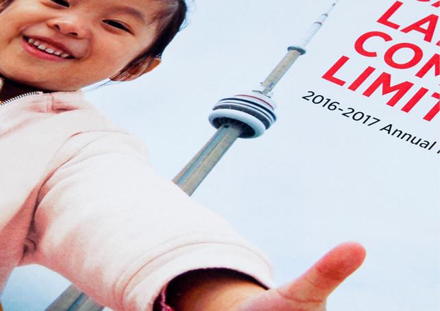 Canada Lands corporation Annual Report