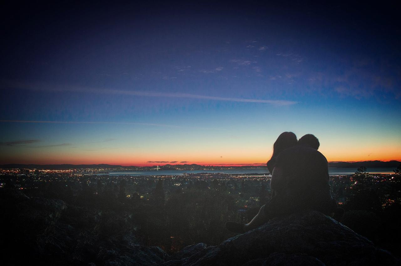 Enjoy the View.