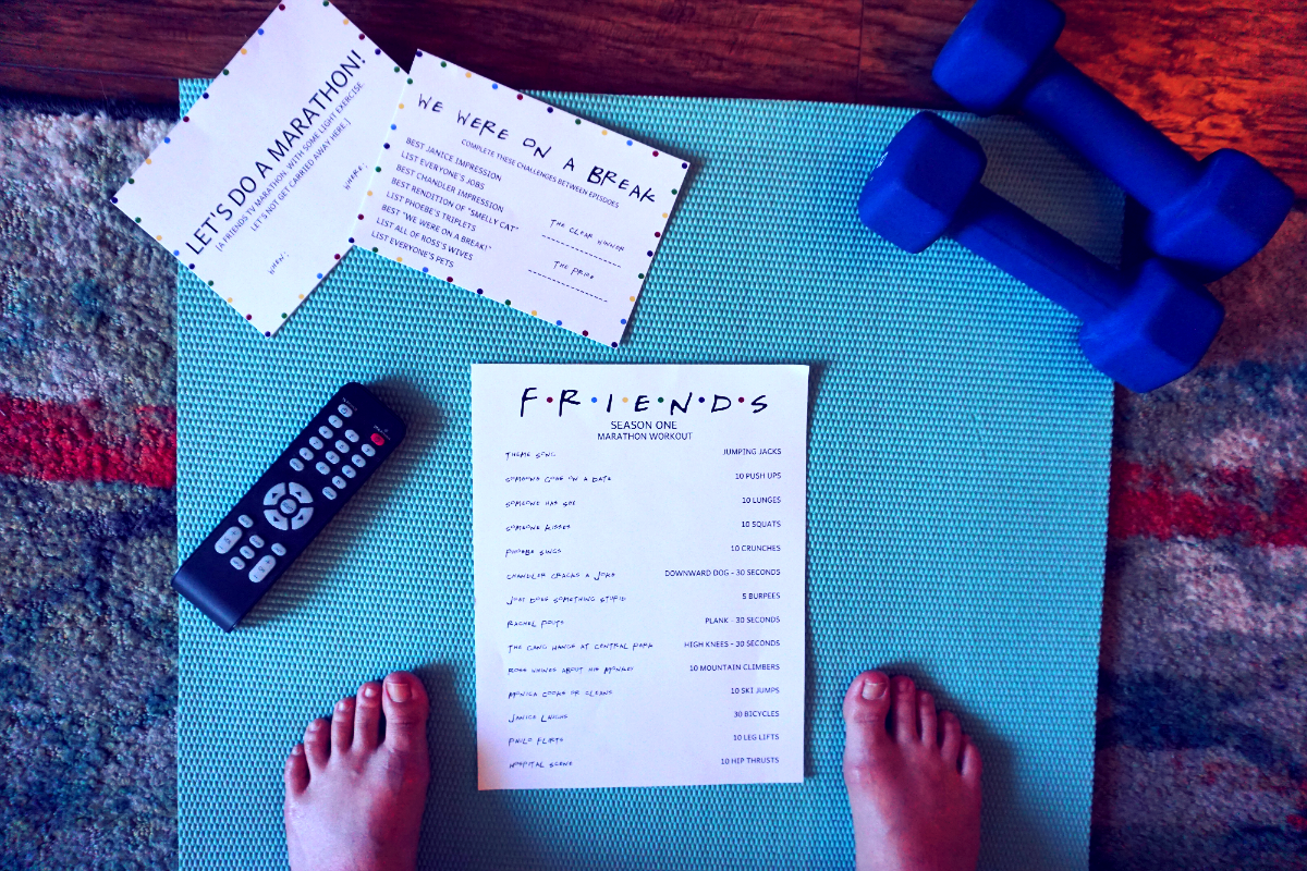 """You can download this workout sheet for FREE through the """"Make a date of it"""" button below. Print it, or just download it to your tablet, so you can have it handy as you complete the workout."""